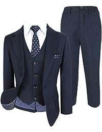 ... Abiti e giacche   Blu. SIRRI Cocktail Design Italiano Tutto in Uno  Ragazzi Si Adatta a 6 Pezzi Set Completo da feaa4eac450