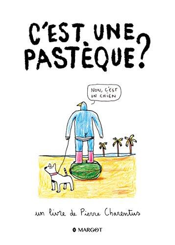 C'est une pastèque ? : Non, c'est un chien