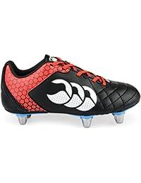 CanterburyStampede Club 6 Stud - Zapatillas de rugby para chico