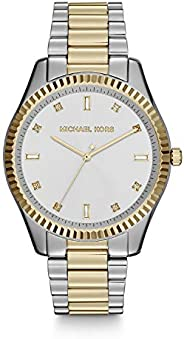 Michael Kors Women's Quartz Watch, Analog Display and Stainless Steel S