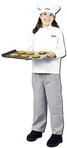 Dress Dress Dress Up America Size (4-6) Master Girl Chef Costume (S) by Dress Up America 206b7a