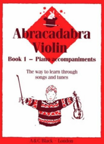 Abracadabra Violin: Pupil's Book Bk. 1 (Abracadabra): Pupil's Book Bk. 1 (Abracadabra) by Peter Davey (31-Oct-2002) Paperback
