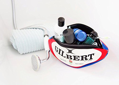 Borsa per il bucato motivo palla Rugby Inghilterra - Borsa Deodorante