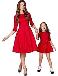 a783273df08f Amazon.it  mamma e figlia vestito  Abbigliamento