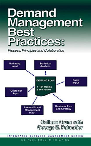 Demand Management Best Practices: Process, Principles, and Collaboration (Integrated Business Management Series) por Colleen Crum