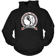 26d0445e547 shirtmachine Millwall we Fear no foe -Wherever we go Hoodie