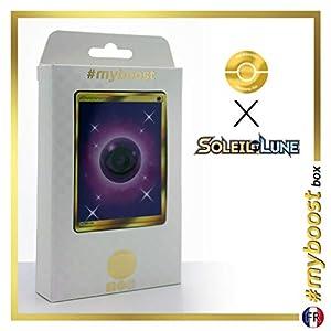 Energie Psy (Energía Psiquico) 162/149 Energía Secreta - #myboost X Soleil & Lune 1 - Box de 10 Cartas Pokémon Francés