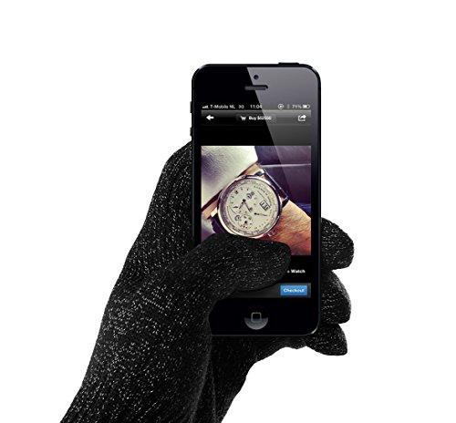 7ed108569b36 FLY Unisexe Tout Écran Tactile Gants D hiver iPhone Gants Texting Gloves Gants  de Vélo