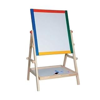 Woodyland 102110101 Magnetic Black & White Board, Multicolor