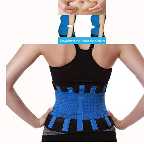 Shapewear Considerate Neu Taille Gürtel Abnehmen Körper Trimmer Fitness Yoga Abnehmen Taillenformer De