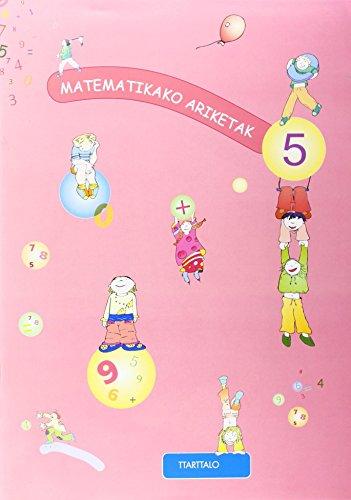 Matematikako Ariketak 5 por Batzuk