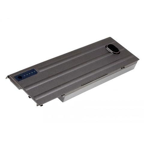Akku für Dell Latitude D630, Li-Ion, 11,1V