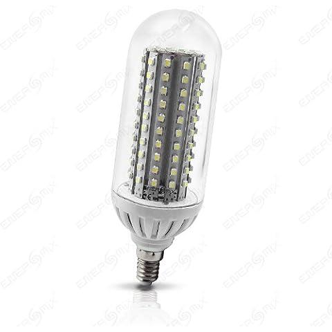 LED Lampe 138 SMD LED Energiesparlampe Led Birne Leuchtmittel - E14 **Kaltweiss** 8W