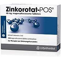 Zinkorotat-POS, 500 St. Tabletten (5 x 100 St.) preisvergleich bei billige-tabletten.eu