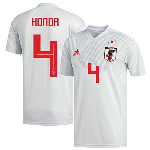 Japan Away Trikot 2018 2019 + Honda 4 - XL