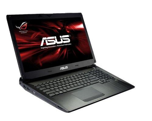 Asus G750JH-T4032H 43,9 cm (17,3 Zoll) Notebook (Intel Core i7 4700HQ, 2,4GHz, 8GB RAM, 1TB HDD, 256GB SSD, NVIDIA GTX 780M, Bluray, Win 8) schwarz (I7-4700hq Asus Notebooks)