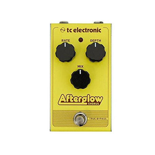 TC Electronic Afterglow Chorus Guitar Effect Pedal