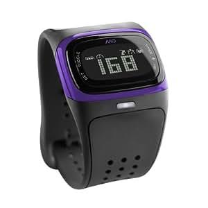 Mio Alpha Bluetooth Smart Cardiofréquencemètre Bleu Taille S