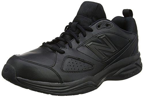New Balance Mx624Ab4 - Scarpe da corsa uomo Nero (Black)