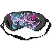 Art Butterfly Sleep Eyes Masks - Comfortable Sleeping Mask Eye Cover For Travelling Night Noon Nap Mediation Yoga preisvergleich bei billige-tabletten.eu
