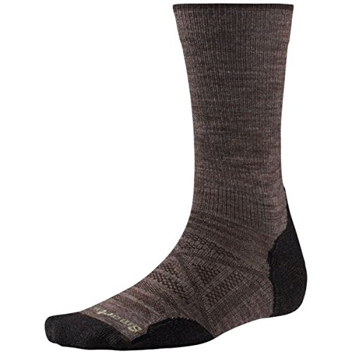 SmartWool PhD Outdoor Light Crew Calze - AW16 Taupe