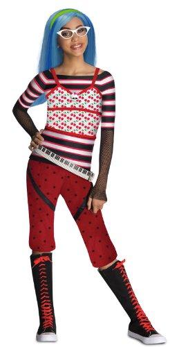 (Rubie's Monster High–Kinder Kostüm Ghoulia Yelps Talla M (5 a 7 años))