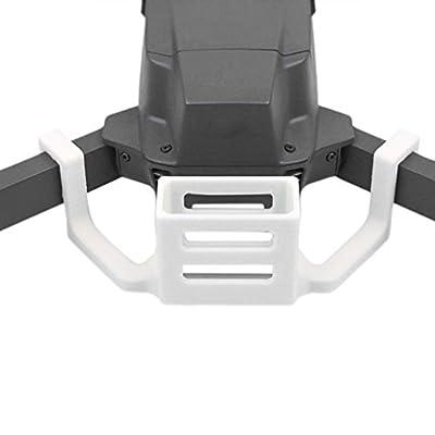 Bescita RF-V16 GPS Tracker Bracket Tracer Holder Locator Support for DJI Mavic Pro Drone White