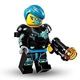 Lego Minifiguren Serie 16 - WEIBLICH CYBORG Minifigur In säcken) 71013