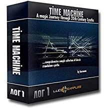 Time Machine Vol.1 [Direct Download] - Time Machine vol.1 ist Umfassende Probenahme von Classic Standalone Vintage Synths. Diese Sample Library bietet 1,8 GB von Unique Sounds auf der Yamaha DX7 Synthesizer erzeugt