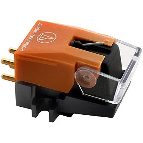 Audio-Technica AT120EB Cartucho de DJ y aguja - Accesorio para DJ