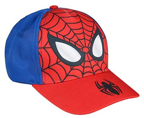 Cerdá Gorra Spiderman 001, 3 (Tamaño del Fabricante:M) para Niños