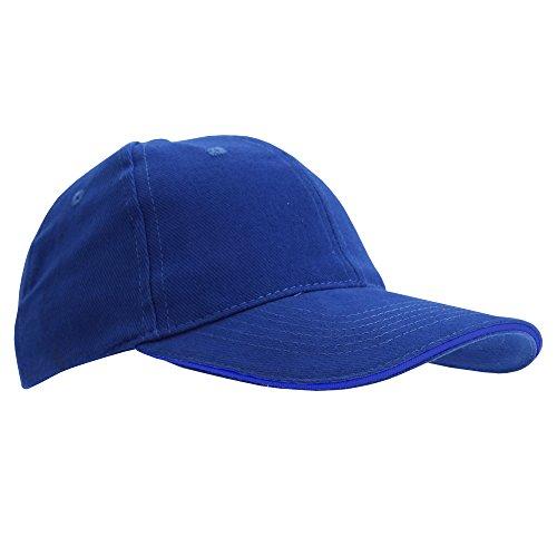 SOL'S - Casquette de Baseball -  Homme Bleu roi