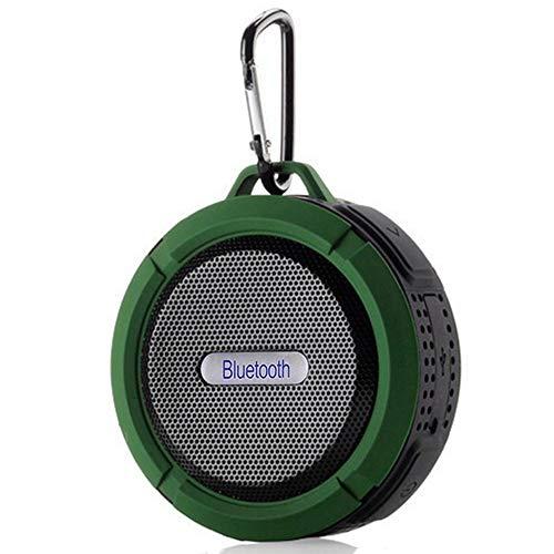XAJGW Caja de Sonido Exterior Mini Altavoz Bluetooth Subwoofer portátil Sistema de...