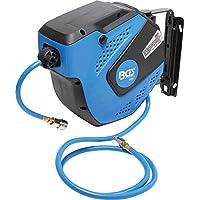 BGS 3297 | Enrollador de manguera de aire | automático | 10 m