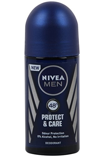 Nivea Men Protect and Care Roll On, 50ml