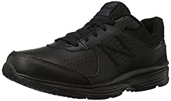 New Balance 411 Men Us 11 4e Black Walking Shoe