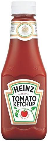Heinz™ Tomato Ketchup, Bottle, 342gr