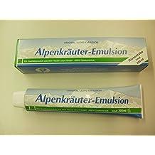 4x Alpenkräuter-Emulsion 200ml