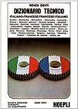 Image de Dizionario tecnico francese-italiano e italiano-fr