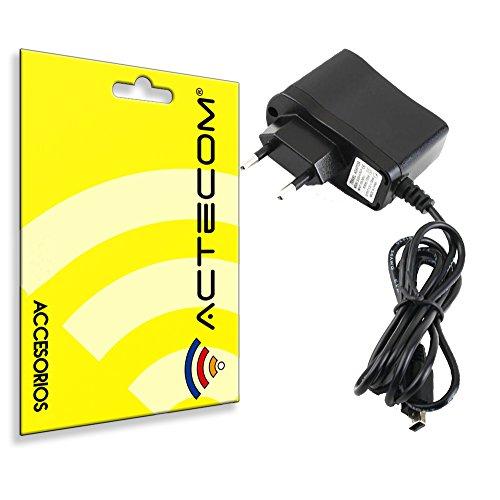 Actecom® Cargador Adaptador Nintendo DSi NDSi DSiXL