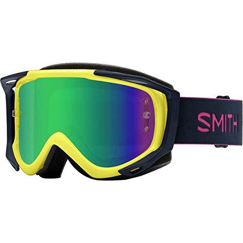 SMITH Fuel V.2 SW-X M MTB Goggle Unisex, Indigo, One Size