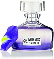 The Body Shop White Musk Perfume Oil - 20 ML