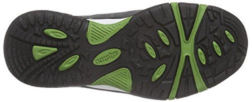 alpina Unisex-Erwachsene 680341 Trekking-& Wanderhalbschuhe Grün (gray/green)