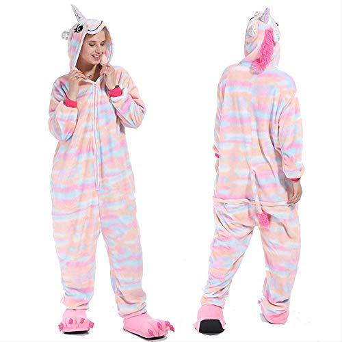 Fancy Paar Sizzle Animal Conjoined 95 x 110 Yards Dazzling Sky HorseErwachsene Unisex Tier Schlafanzug Cosplay Pyjamas Karneval Kostüm Loungewear