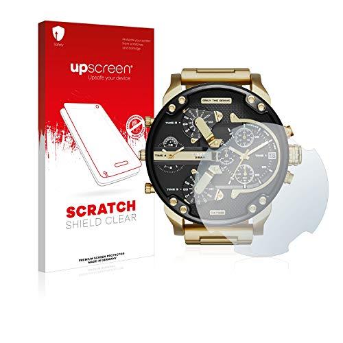 upscreen Scratch Shield Clear Displayschutz Schutzfolie für Diesel DZ7333 Mr. Daddy 2.0 (hochtransparent, hoher Kratzschutz)