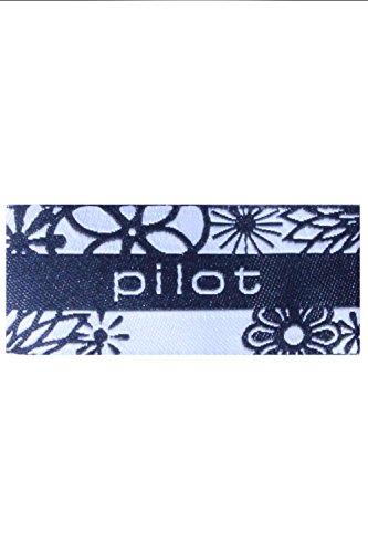 PILOT® rips short détail de fray Blanc