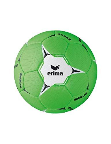 erima G9 Heavy Training Handball, Green/Weiß, 2