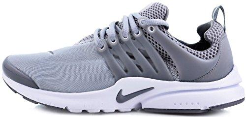 Nike Presto (GS), Scarpe da Corsa Uomo Gris (Cool Grey / White-Wolf Grey)