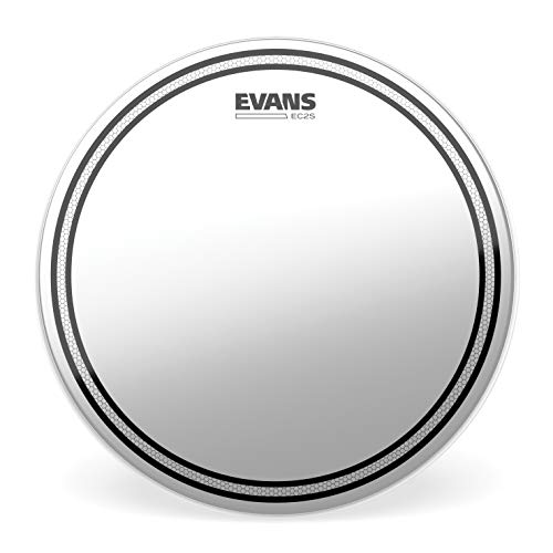 Evans B14EC2S 35,56cm (14 Zoll) Tomfell, doppelschichtig EC2 SST