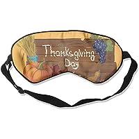 Holiday Thanksgiving Day Greetings 99% Eyeshade Blinders Sleeping Eye Patch Eye Mask Blindfold for Travel Insomnia... preisvergleich bei billige-tabletten.eu